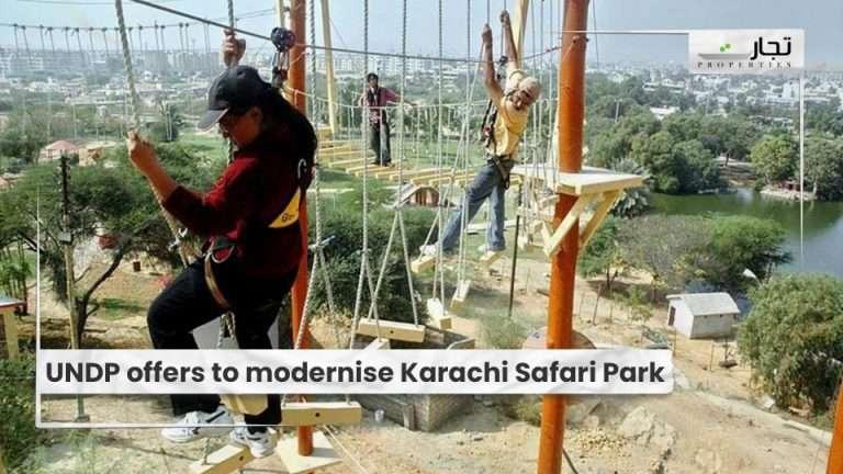 UNDP-offers-to-modernise-Karachi-Safari-Park