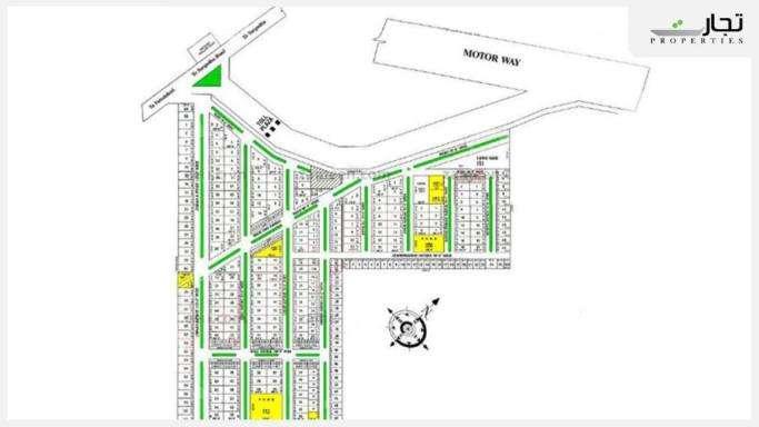 Motorway City Faisalabad Master Plan