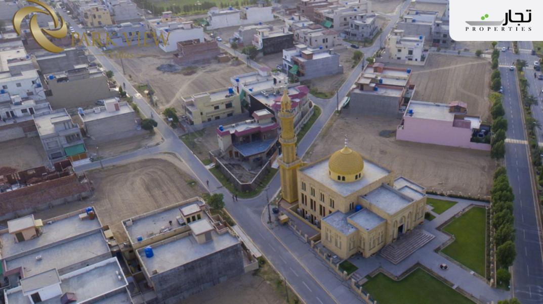 Park View Villas Lahore Mosques