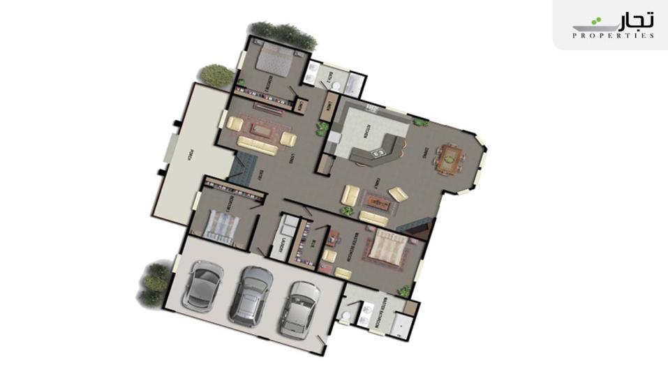 Marble Arch Enclave Islamabad Floor Plan