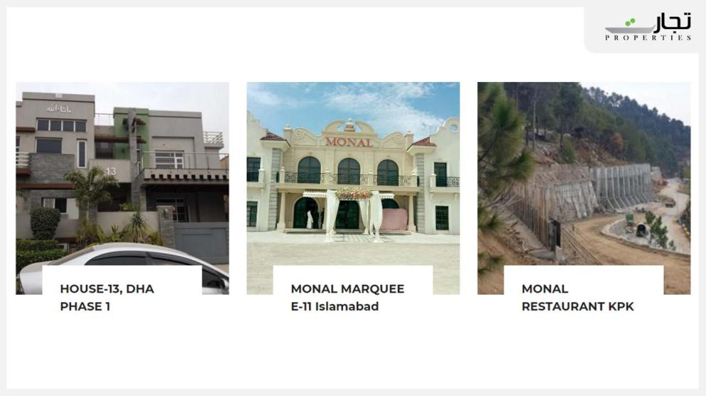 Marble Arch Enclave Islamabad Owners & Developers