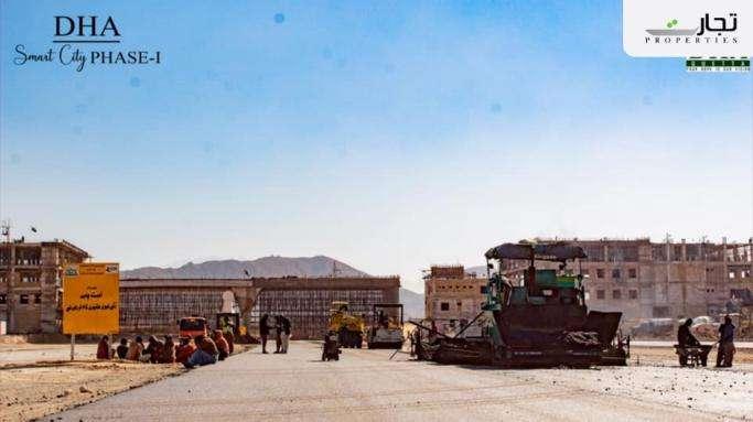 DHA Quetta Pictorial Development Work
