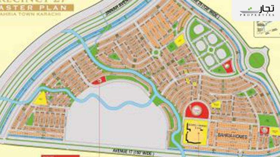 Gadap Town Master Plan