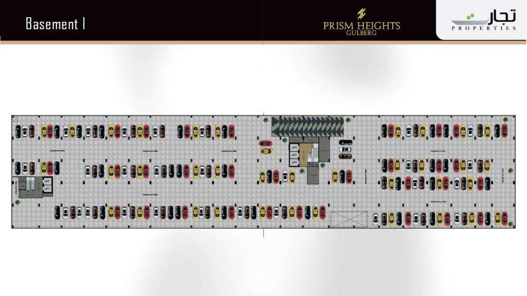 Prism Heights Basement 1 Floor Plan