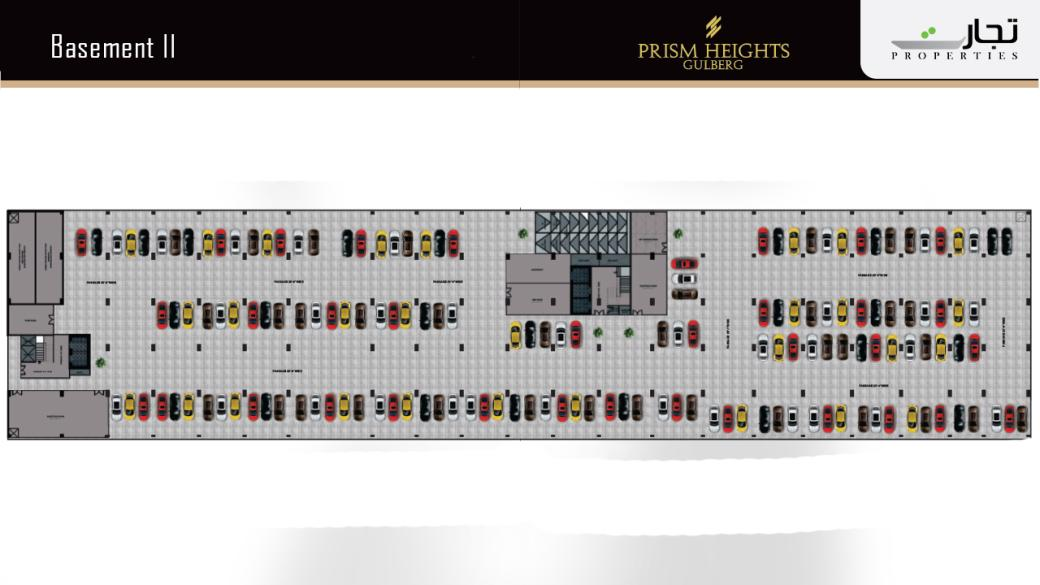 Prism Heights Basement 2Floor Plan