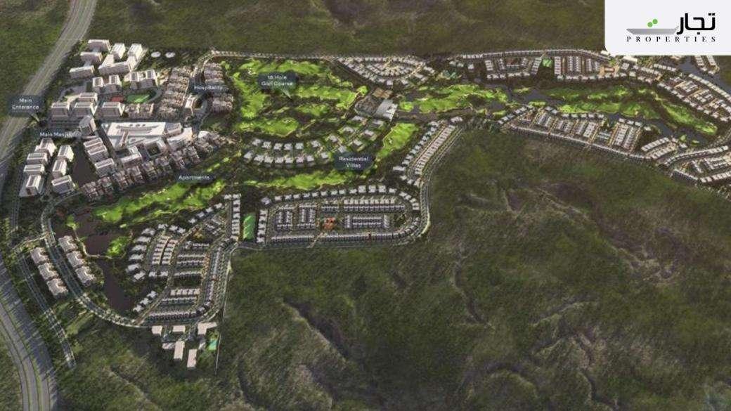 Eighteen Islamabad Masterplan