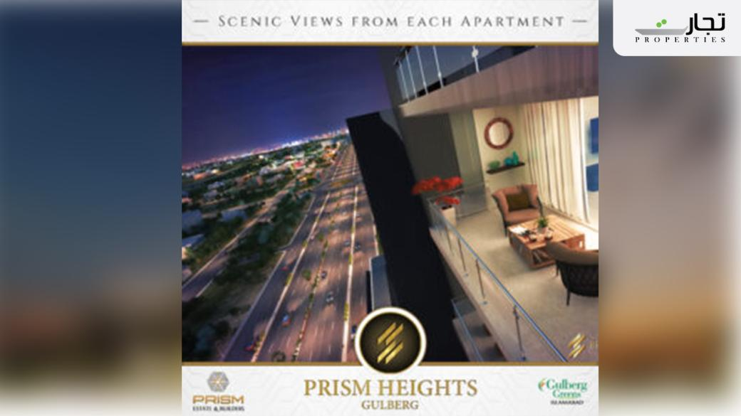 Salient Features of Apartments