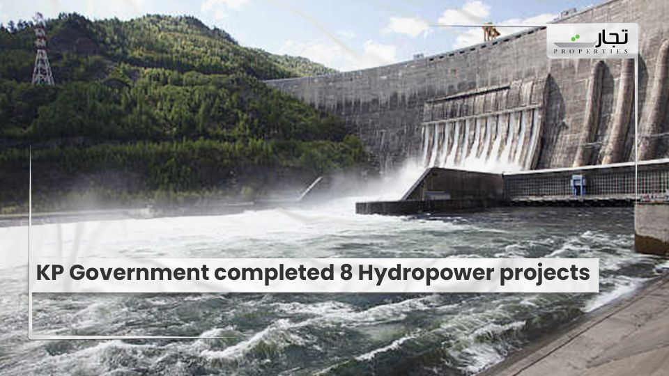 KP-Government-completed-8-Hydropower-projects