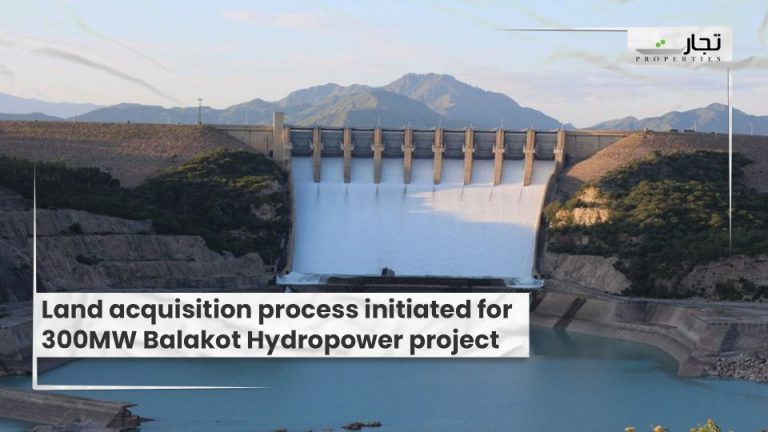 Land-acquisition-process-initiated-for-300MW-Balakot-Hydropower-project