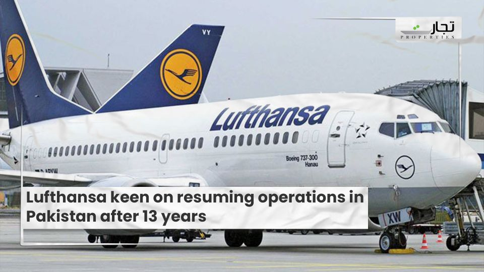 Lufthansa-keen-on-resuming-operations-in-Pakistan-after-13-years