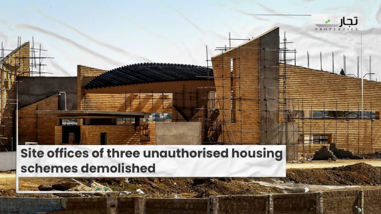 Site-offices-of-three-unauthorised-housing-schemes-demolished