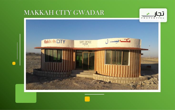 Makkah City Gwadar