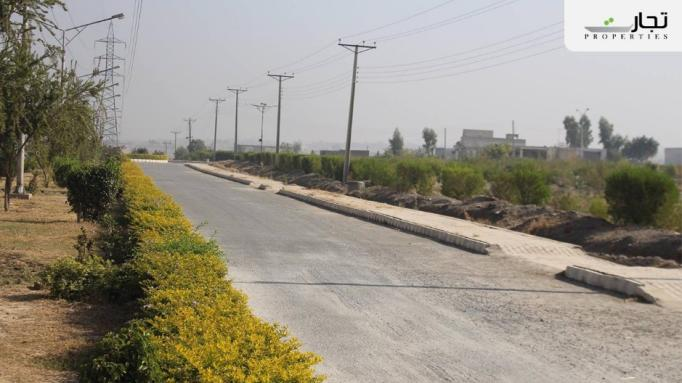 Paradise City Nowshera Pictorial Development Presentation