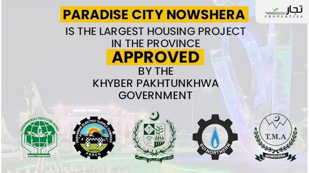 Paradise City Nowshera NOC