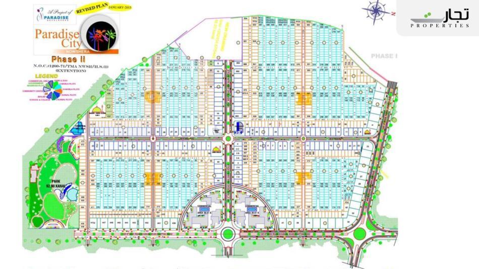 Paradise City Nowshera Phase-II