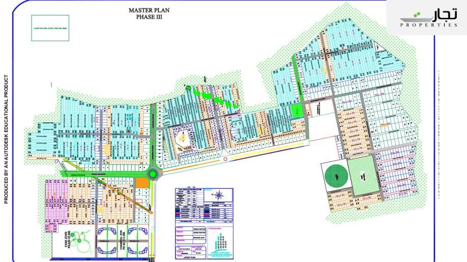 Paradise City Nowshera Phase-III