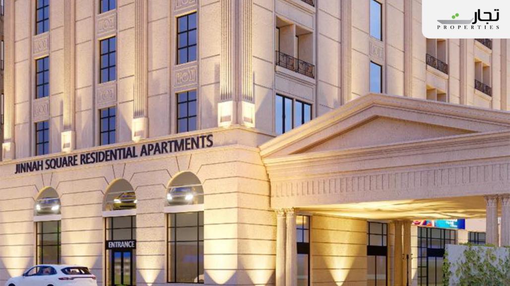 Jinnah Square Residential Apartments facilities