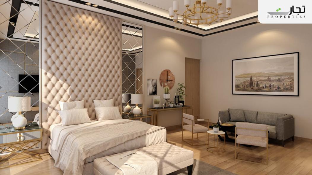 Jinnah Square Residential Apartments Lahore Floor Plan