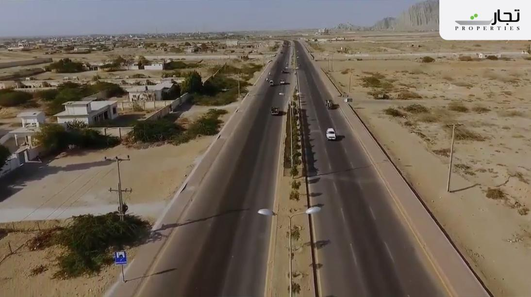 Makkah City Gwadar Roads and Boulevards