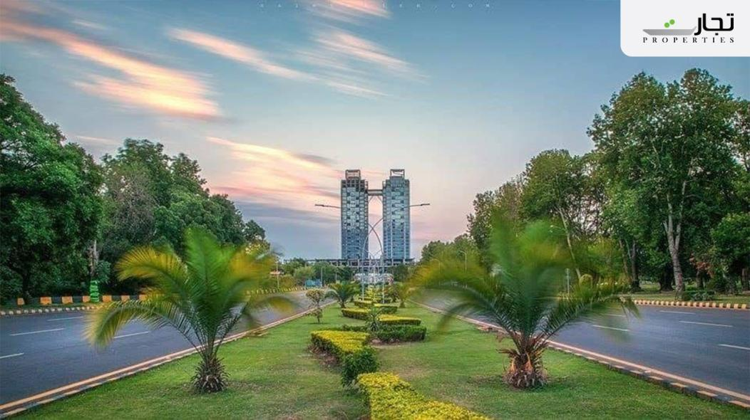 One Constitution Avenue Islamabad