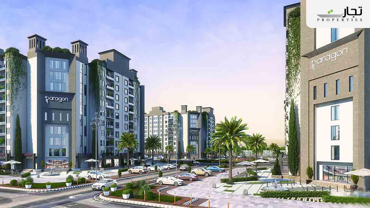 Paragon Towers Bahria Town Karachi