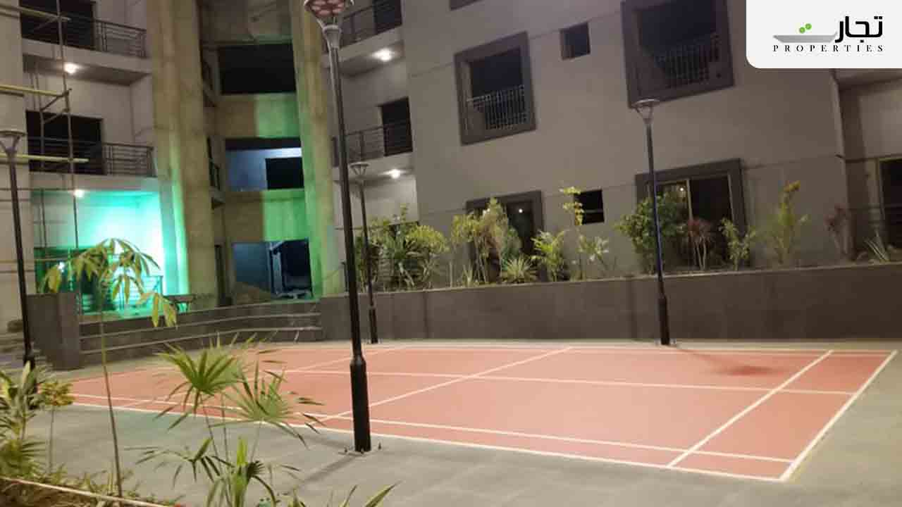 Paragon Towers Bahria Town Playing area