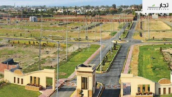 Senate Cooperative Housing Scheme Islamabad