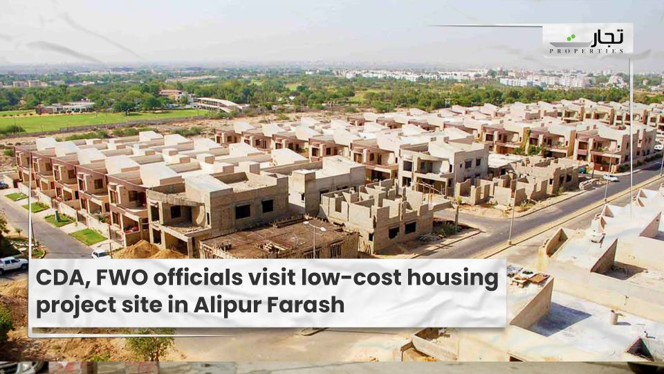 CDA-FWO-officials-visit-low-cost-housing-project-site-in-Alipur-Farash