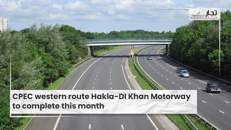 CPEC-western-route-Hakla-DI-Khan-Motorway-to-complete-this-month