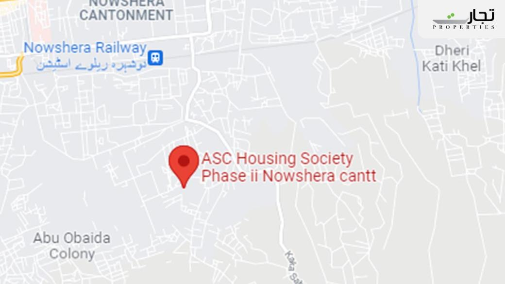 ASC Cooperative Housing Society Phase 2 Nowshera Location: