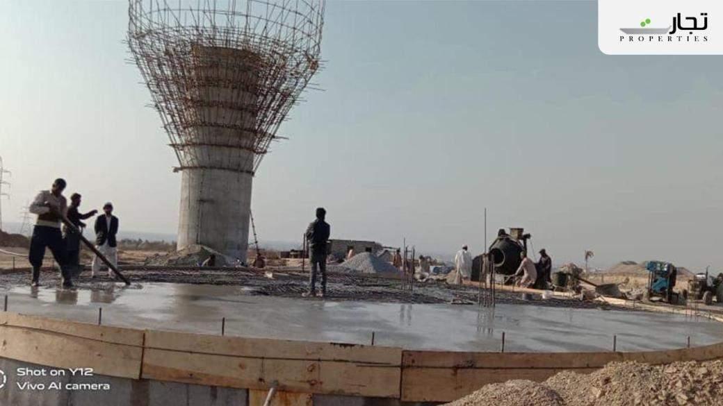 ASC Cooperative Housing Society Phase 2 Nowshera Development Status