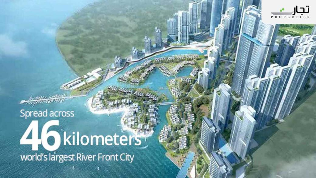 Ravi Riverfront City Lahore Facilities and Amenities